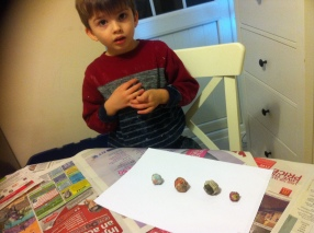 Inner Planets warm from the oven