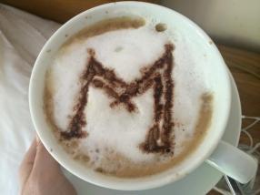 On Dad's birthday: M for Mervyn