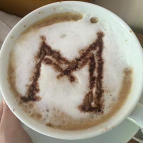 On Dad's birthday: M for Mervyn